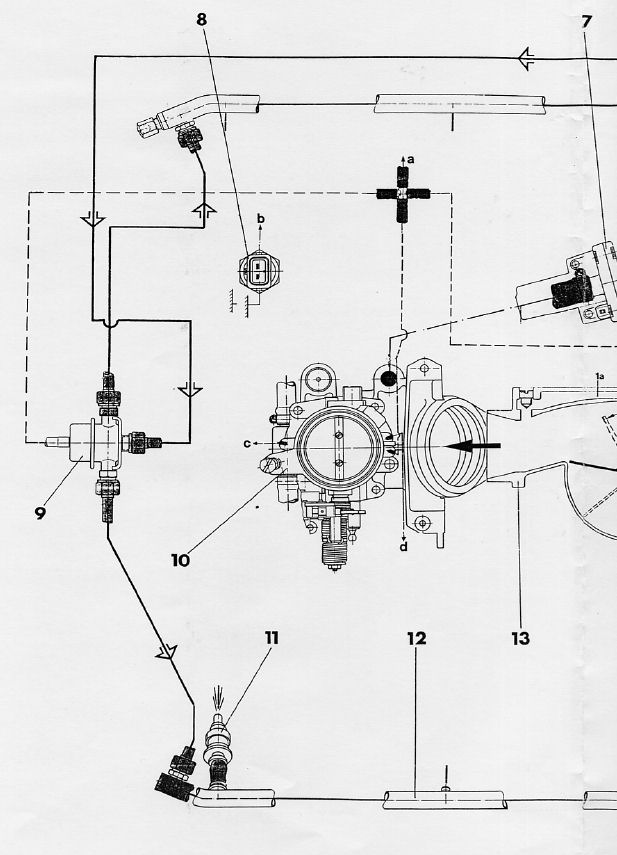 L Jetronic Schematic – The Wiring Diagram