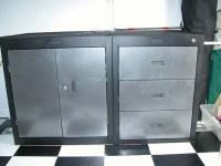 Trailer Storage: Enclosed Trailer Storage Cabinets