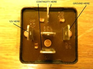 power window switch or relay help  Pelican Parts Forums