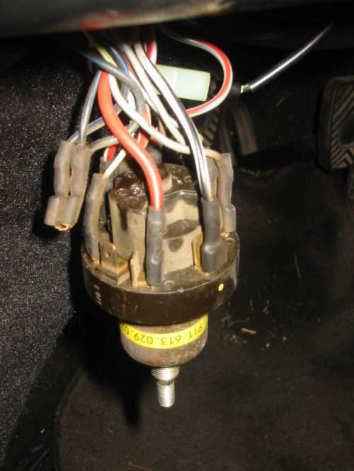 small resolution of porsche 911sc speedo wiring diagram