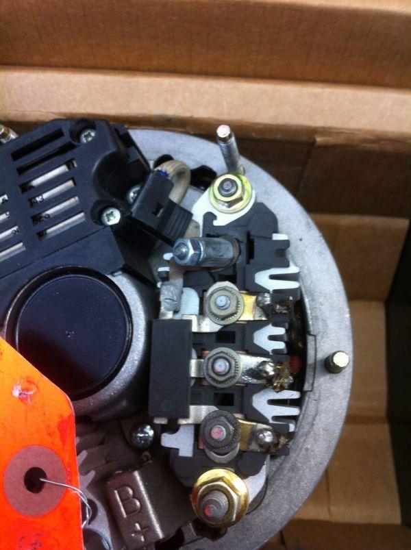 Bad Remanufactured Bosch Alternator Saga 1987 3.2 - Pelican Parts Technical Bbs