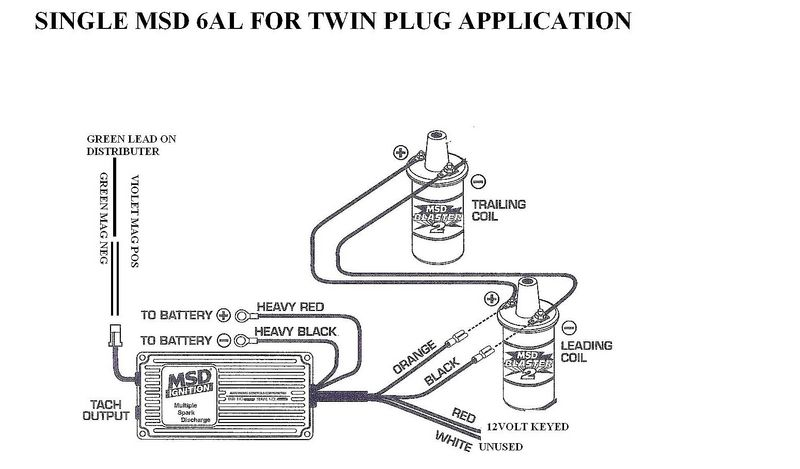 Msd Pn 6425 Wiring Diagram : 26 Wiring Diagram Images