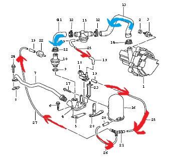 2006 Porsche Boxster Fuse Box. Porsche. Auto Wiring Diagram