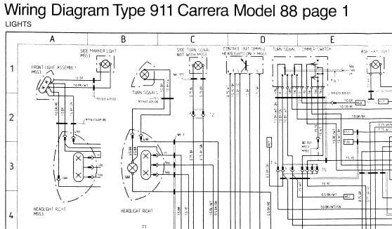 porsche wiring diagram pioneer deh p6900ub 1992 911 dme great installation of 3 2 blogs rh 16 13 restaurant freinsheimer hof
