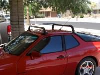 Genuine Porsche roof transport - Pelican Parts Forums