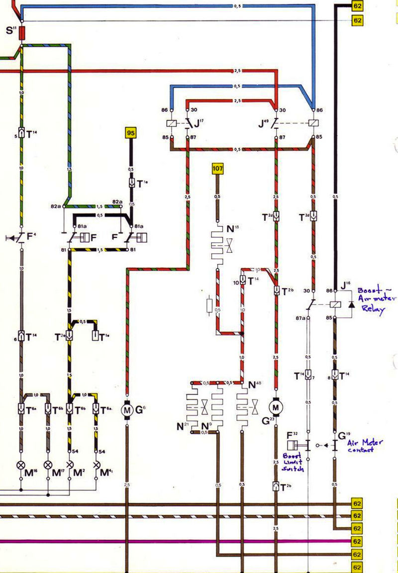 medium resolution of 1986 930 fuel pump wire diagram pelican parts forums 930 fuel pump relay wiring once and for all page 2 pelican parts
