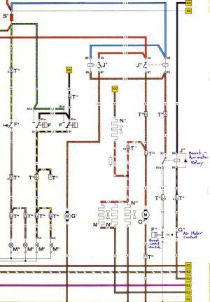 1986 930 Fuel Pump Wire Diagram  Pelican Parts Forums