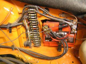911 fuse panel question  Pelican Parts Forums