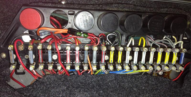 1974 porsche 911 wiring diagram for 1970 chevy truck 1980 911sc fuses - pelican parts forums