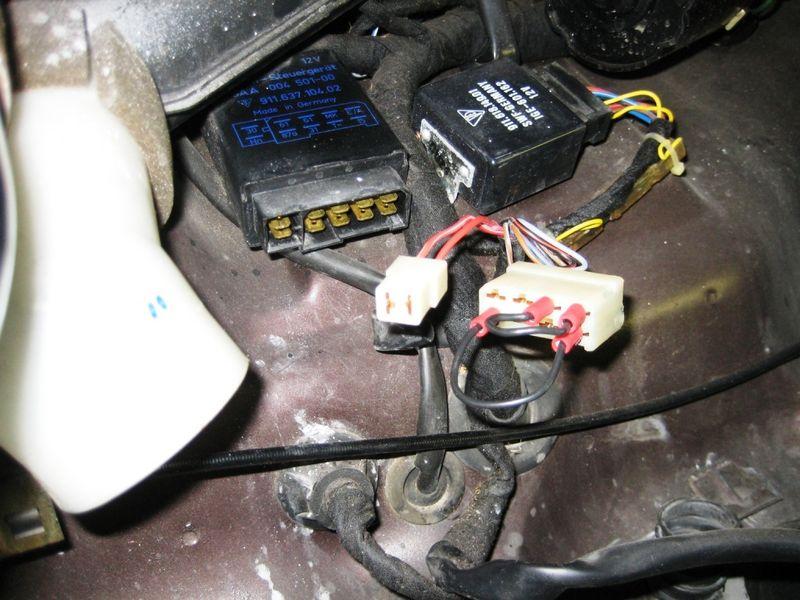 porsche wiring diagrams 911 viper anchor winch diagram '85 930 alarm control unit location? - pelican parts forums