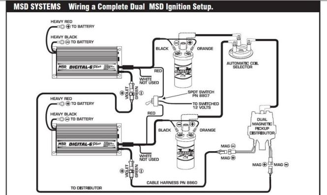 msd two step wiring diagram wiring diagram wiring diagrams msd 7531 the diagram