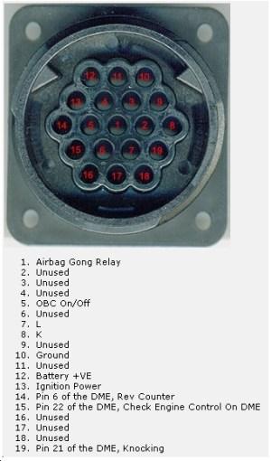 obd 1 diagnostic plug  Pelican Parts Forums