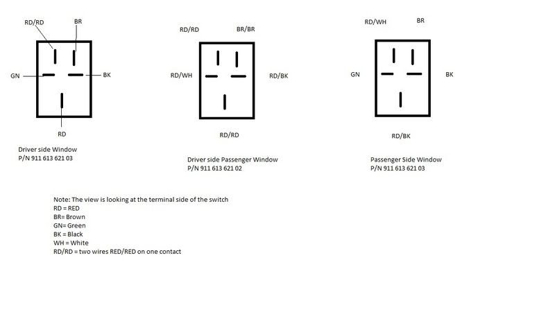 its wired correctly for side to side in the wiring at the switches