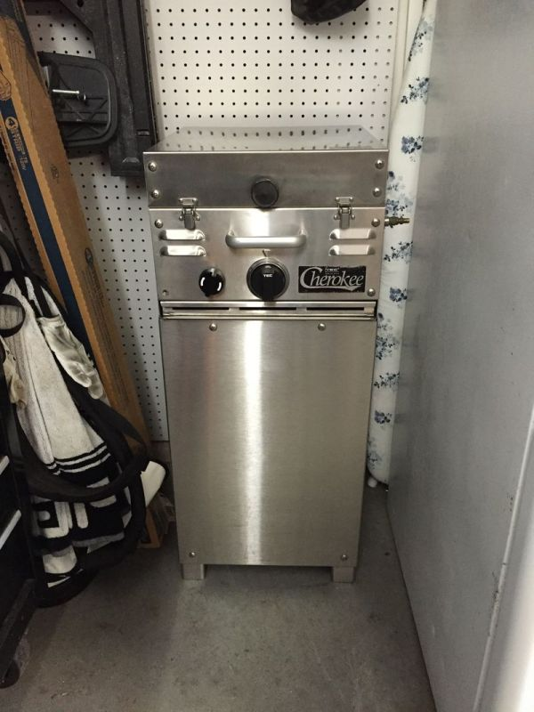 Small Gas Grill - Pelican Parts Technical Bbs