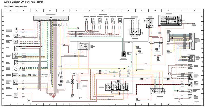 2002 porsche 911 wiring diagram schematic