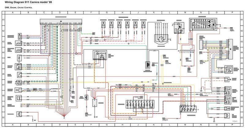 porsche 911 headlight wiring diagram definition of 1969 schematic 1971 relay switch fuse box name chevy truck