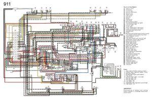 Later 5 gauge 912 wiring diagram  Pelican Parts Forums