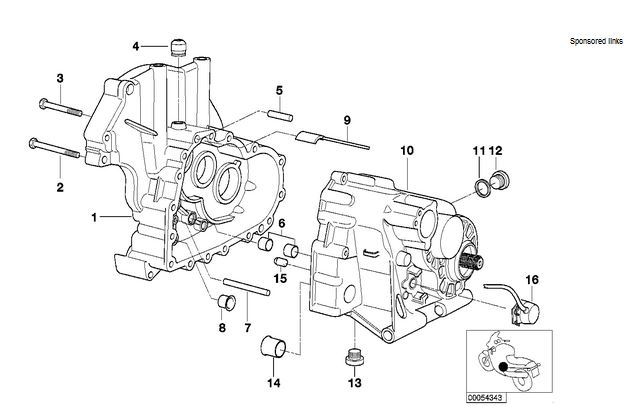 Questions about R11S transmission output shaft seal