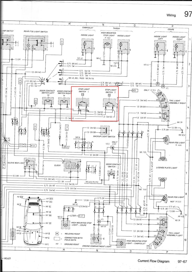 Mazda Lights Wiring Diagram Schemes. Mazda. Auto Wiring