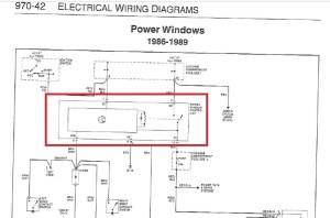 '86 Power Window Relay?  Pelican Parts Forums