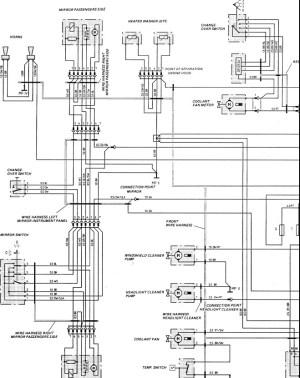 Wiring Window Diagram Switch 944 86 Porsche | WIRING DIAGRAM
