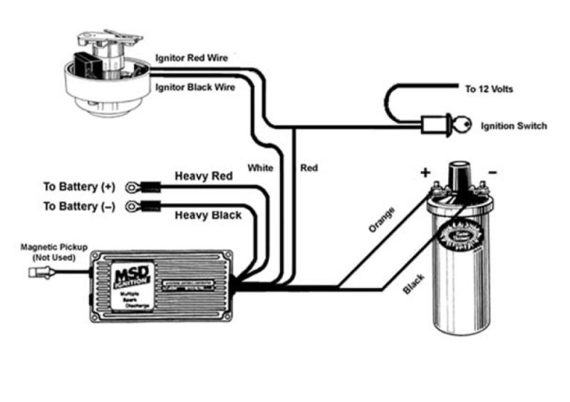 pertronix ignitor wiring