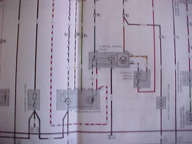 1968 Porsche 911 Wiring Diagram