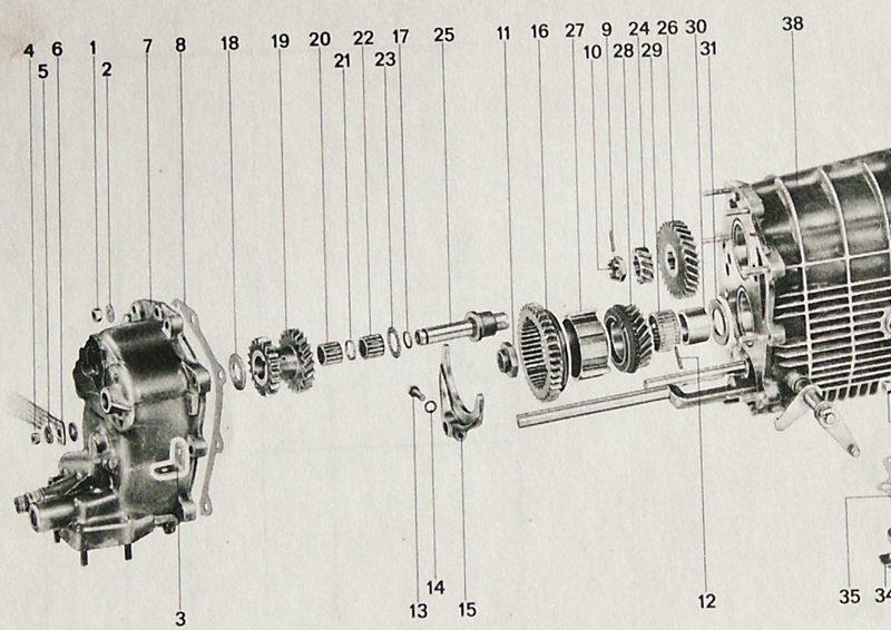 [DIAGRAM] Porsche 993 Workshop Wiring Diagram FULL Version