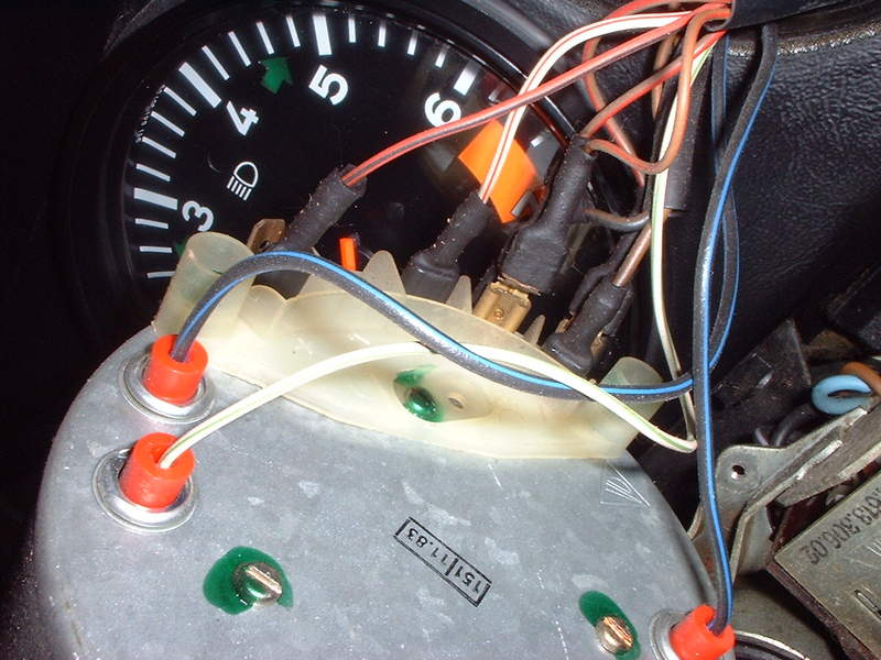 porsche 914 wiring diagram whirlpool dryer heating element odometer gear replacement for electronic speedometers (long) - pelican parts forums