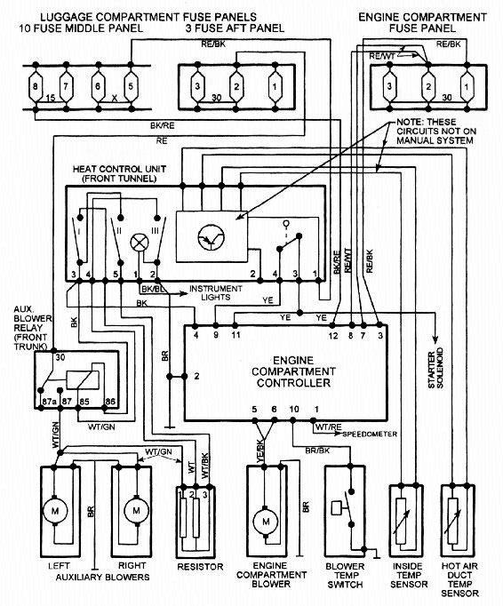 Fan Center Relay Wiring Diagram Furnace Fan Relay Switch Wiring