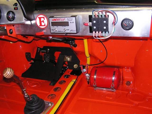 Race Car Wiring Harness
