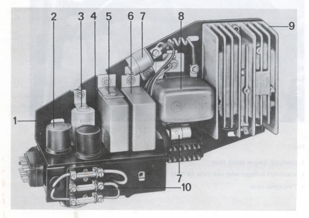 Diagram Taken From 1982 Wiring Diagram Which Can Be Found Here Http