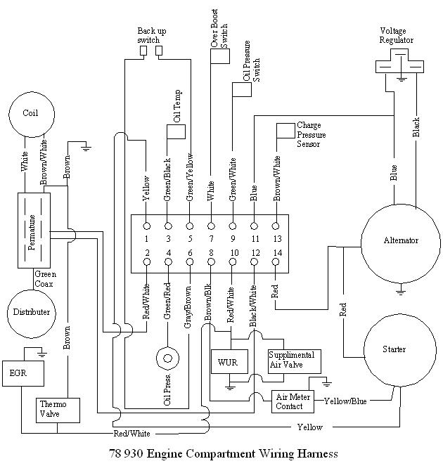 Trx Wiring Engine Wiring Diagram 930 Pelican Parts Forums