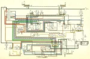 75 911 Targa Wiring diagram  Pelican Parts Forums