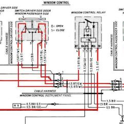 Porsche 911 964 Wiring Diagram Of Car Air Conditioning Confused About Windows, Again - Pelican Parts Forums