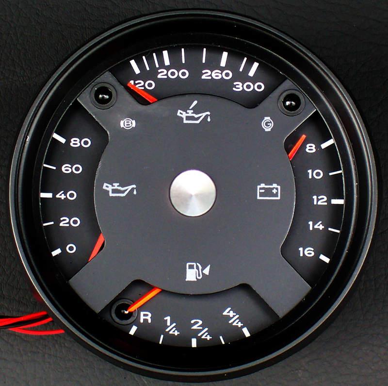 Porsche Vdo Tach Wiring