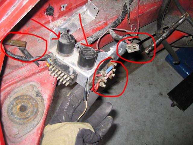 Wire Color Code Wiring Harness Wiring Diagram Wiring Schematics