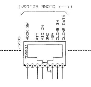 Icom Mic Wiring Diagram. Parts. Wiring Diagram Images