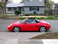 Boxster Roof Rack System - Rennlist - Porsche Discussion ...