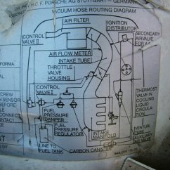 Porsche 944 Starter Wiring Diagram Emg Pickup Vacuum Diagram-->early 85' - Rennlist Discussion Forums