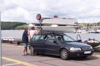 Laser on Roof Rack - Dinghy Anarchy - Sailing Anarchy Forums