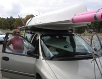 Laser Sailboat Roof Rack - Best Home Design Interior