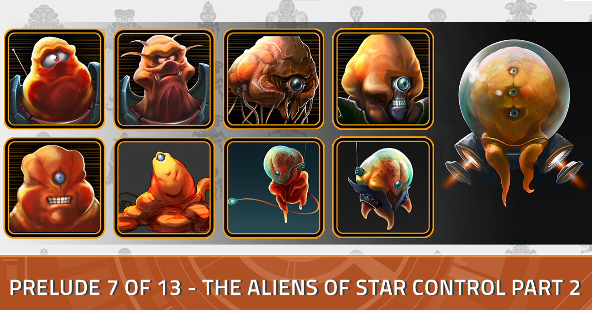Stardock Animated Wallpaper Star Control Origins Prelude 7 Of 13 The Aliens Of Star