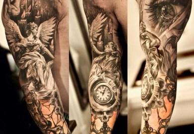 Koi Fish Tattoo Designs Ideas