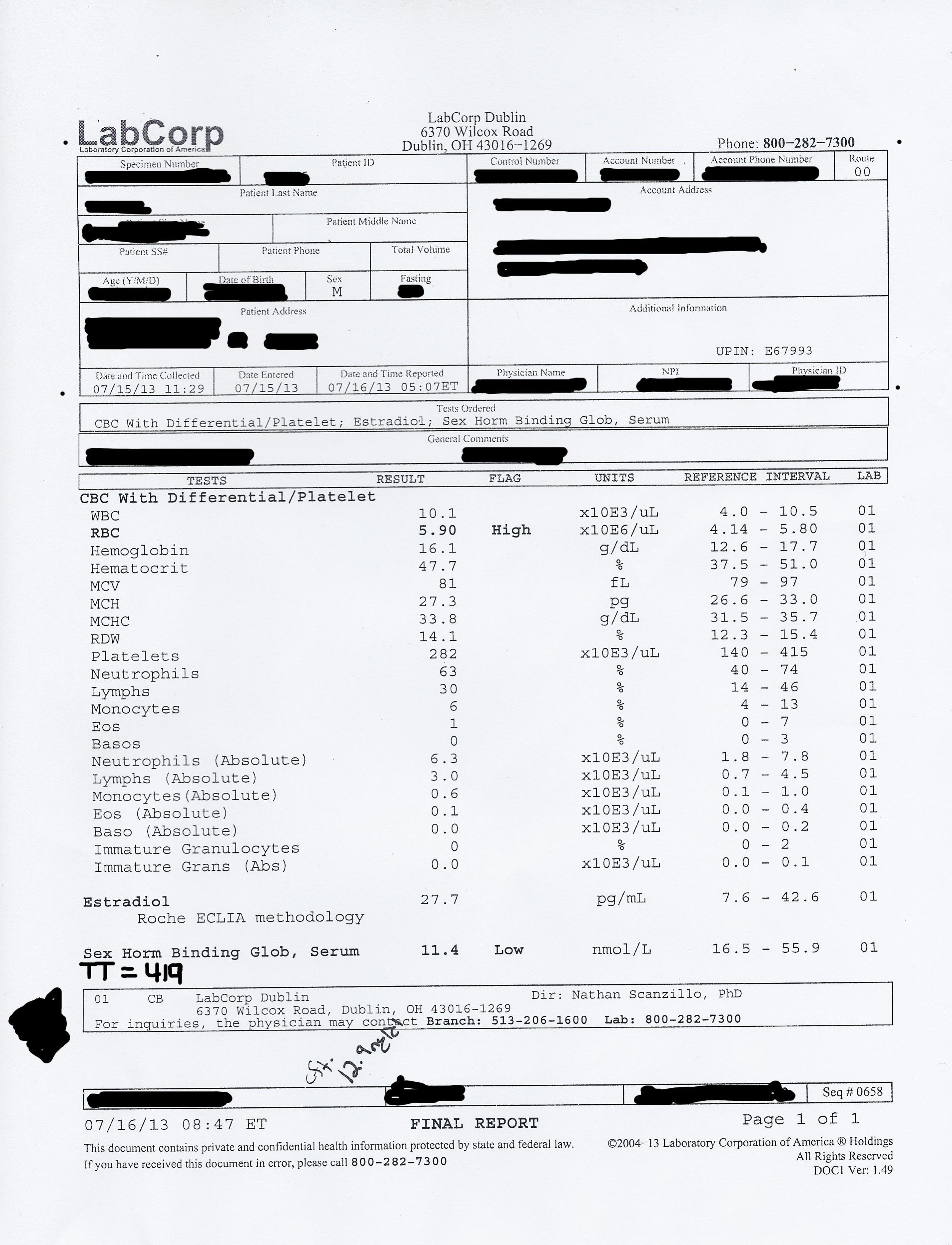 Latest BW-130mg Testosterone Cypionate