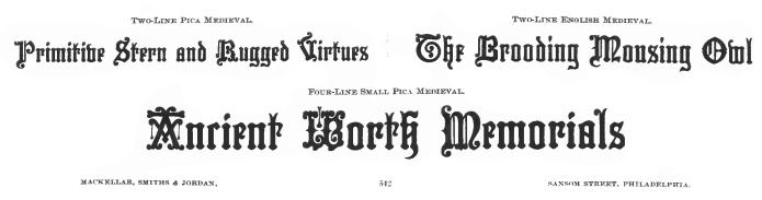 Medieval MSJ 1885