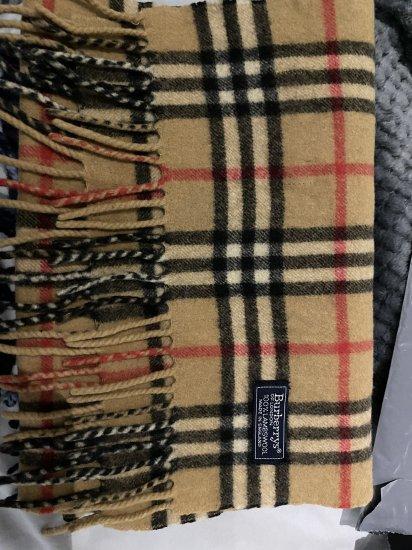 Authentic Burberry Scarf : authentic, burberry, scarf, Vintage, Burberry, Scarf, Authenticity, Fashion, Guild, Forums