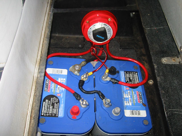 Wiring Battery Switch On Boat