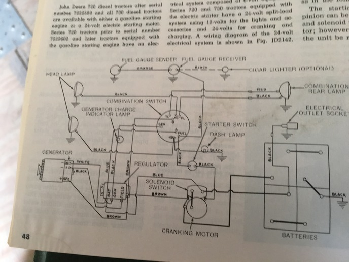 Wiring Diagram John Deere 4020 Alternator Wiring Diagram John Deere