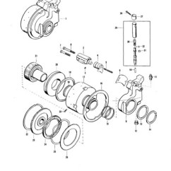 Massey Ferguson 175 Parts Diagram Narva Spotlight Relay Wiring Mf Independent Pto Clutch Asse Yesterday S Tractors Image Third Party
